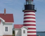West Quoddy Head Light House