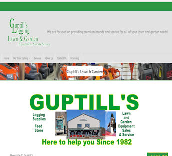 Guptill's Logging and Lawn and Garden