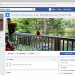 Log Cabin Face Book Page